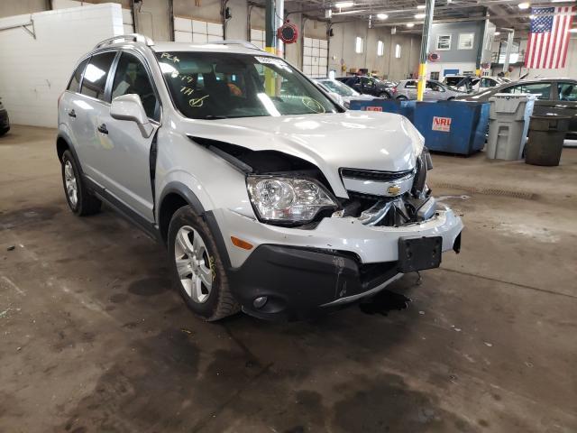Vehiculos salvage en venta de Copart Blaine, MN: 2013 Chevrolet Captiva LS