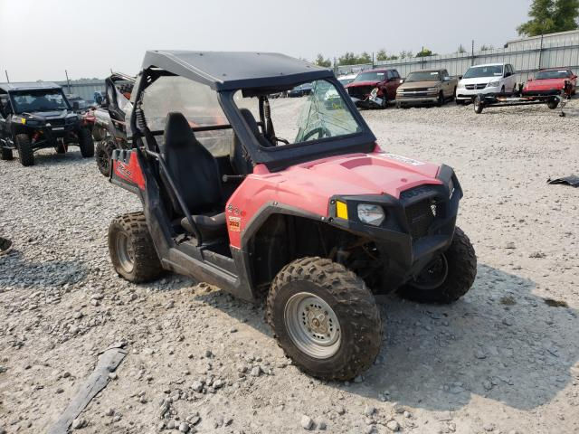 Salvage cars for sale from Copart Appleton, WI: 2013 Polaris RZR 570