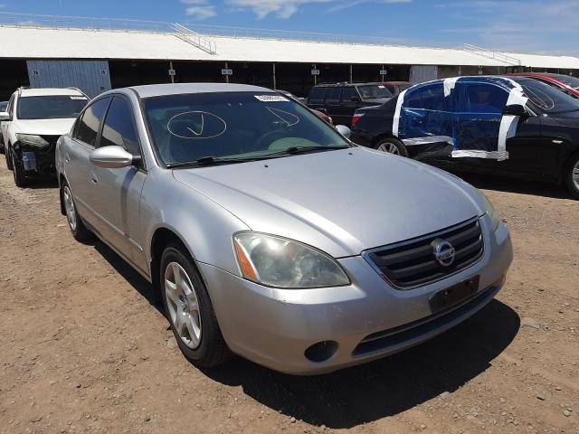 Salvage cars for sale at Phoenix, AZ auction: 2002 Nissan Altima Base