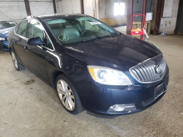 Salvage cars for sale from Copart Windsor, NJ: 2015 Buick Verano CON