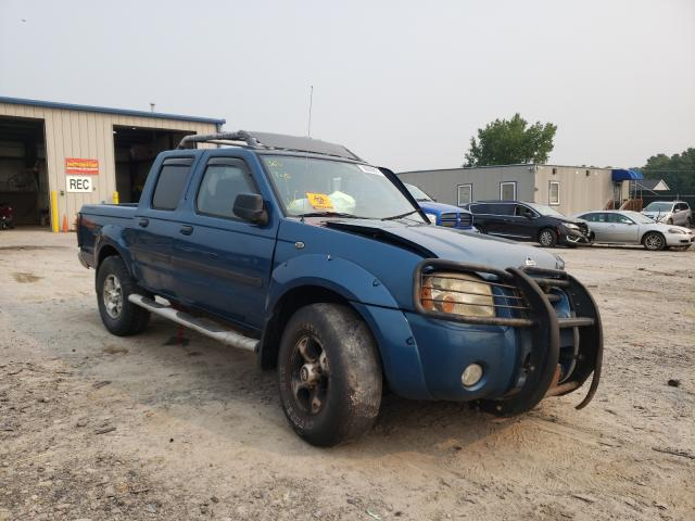 Salvage cars for sale from Copart Duryea, PA: 2001 Nissan Frontier C