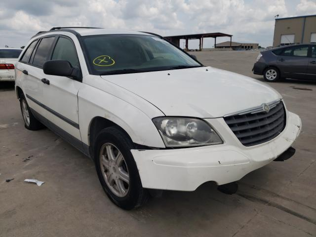 Chrysler Pacifica salvage cars for sale: 2006 Chrysler Pacifica
