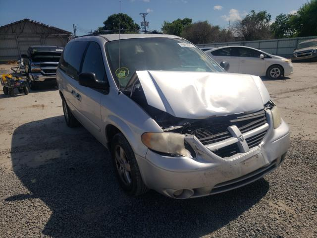 Salvage cars for sale from Copart Corpus Christi, TX: 2005 Dodge Grand Caravan