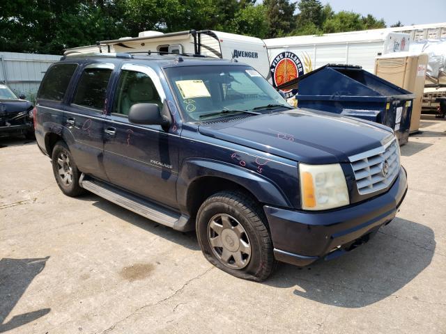 Cadillac salvage cars for sale: 2004 Cadillac Escalade L