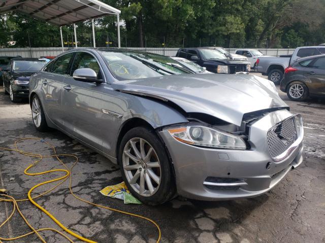 Jaguar XJ salvage cars for sale: 2011 Jaguar XJ