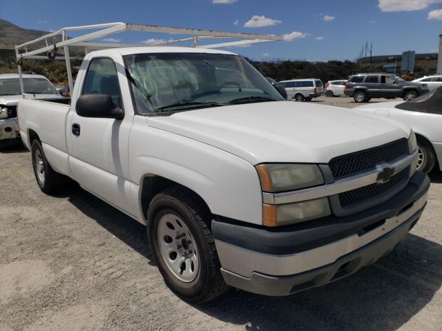 Salvage cars for sale from Copart Reno, NV: 2005 Chevrolet Silverado