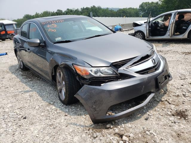 Salvage cars for sale from Copart Warren, MA: 2013 Acura ILX 20 TEC