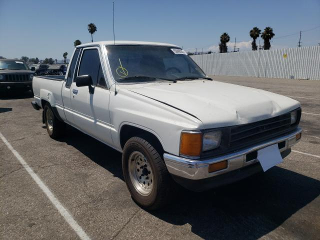Salvage cars for sale from Copart Van Nuys, CA: 1988 Toyota Pickup XTR