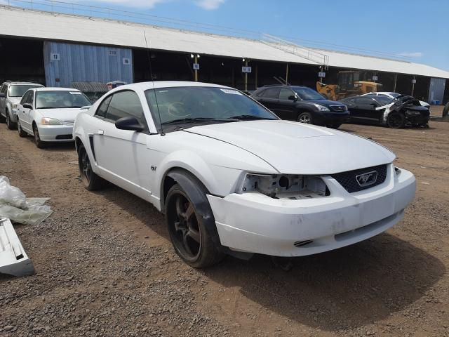 Salvage cars for sale from Copart Phoenix, AZ: 2003 Ford Mustang
