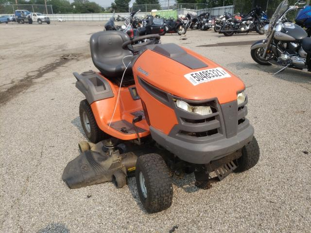 Salvage motorcycles for sale at Moraine, OH auction: 2006 Husqvarna Lawnmower