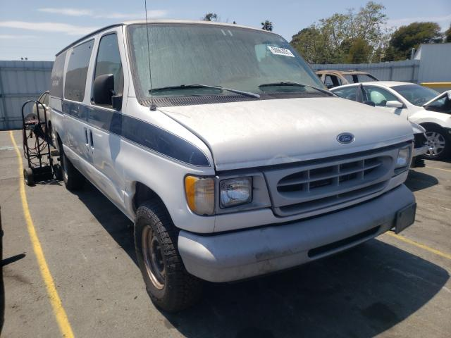 Salvage cars for sale from Copart Vallejo, CA: 1999 Ford Econoline