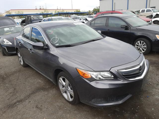 2015 ACURA ILX 20 - Left Front View Lot 50066961.