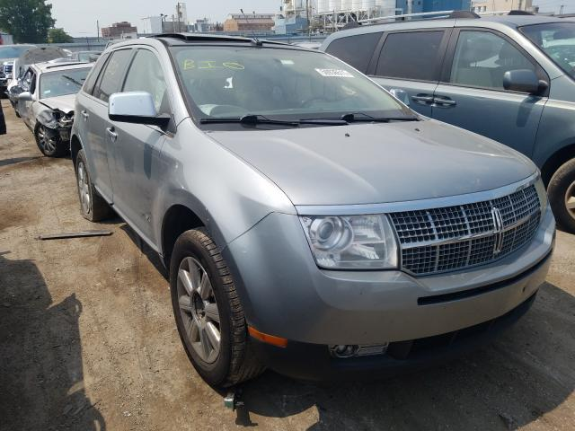 Lincoln MKX salvage cars for sale: 2007 Lincoln MKX