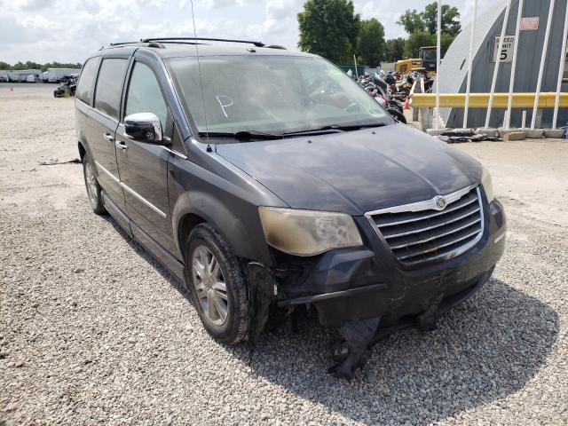 Chrysler Town & Country salvage cars for sale: 2008 Chrysler Town & Country