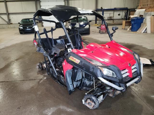 Can-Am Z Force salvage cars for sale: 2012 Can-Am Z Force