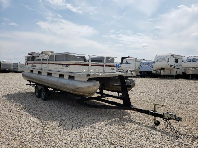 Fishmaster salvage cars for sale: 2003 Fishmaster 240