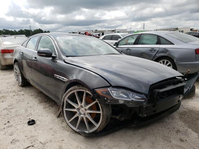 Jaguar XJ salvage cars for sale: 2017 Jaguar XJ