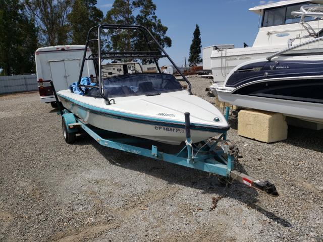 Salvage cars for sale from Copart Vallejo, CA: 1997 Other 21' TX