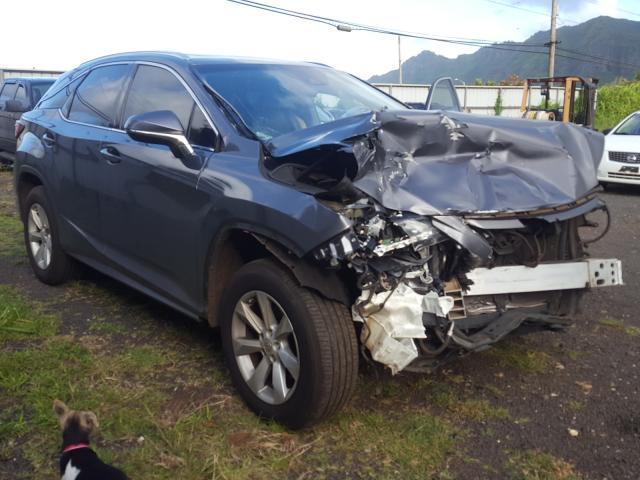 Lexus salvage cars for sale: 2017 Lexus RX 350 Base