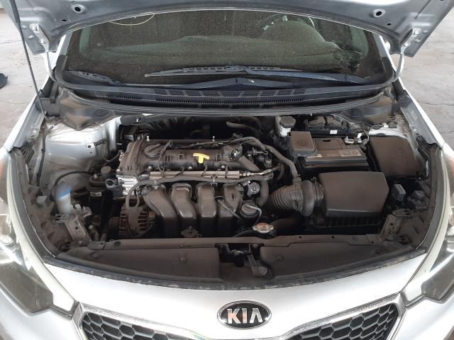 2016 KIA FORTE LX KNAFX4A63G5541084