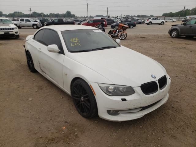Salvage cars for sale at Nampa, ID auction: 2012 BMW 335 I