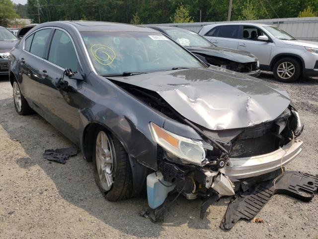 Salvage cars for sale from Copart Fredericksburg, VA: 2010 Acura TL