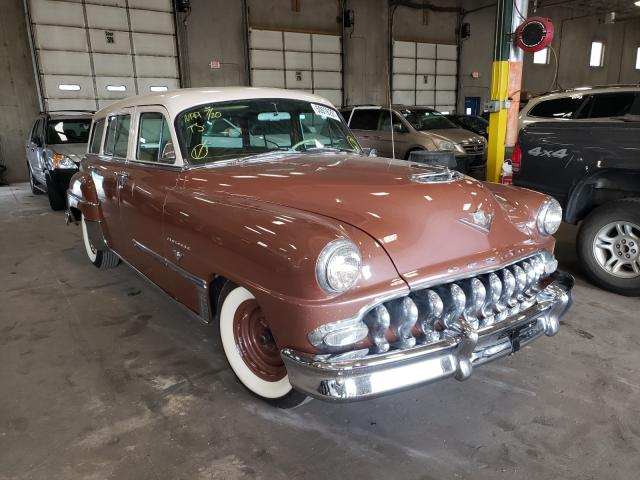 Salvage cars for sale from Copart Blaine, MN: 1953 Desoto Firedom