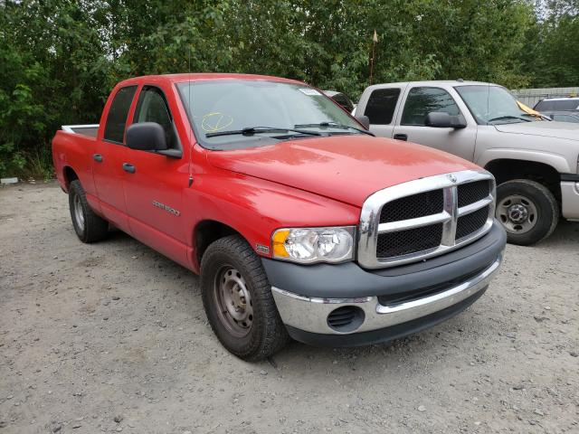 Salvage cars for sale from Copart Arlington, WA: 2004 Dodge RAM 1500 S