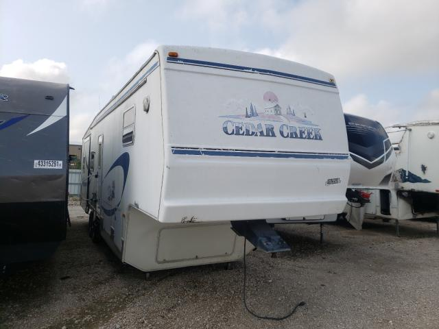 Trailers salvage cars for sale: 2003 Trailers Trailer