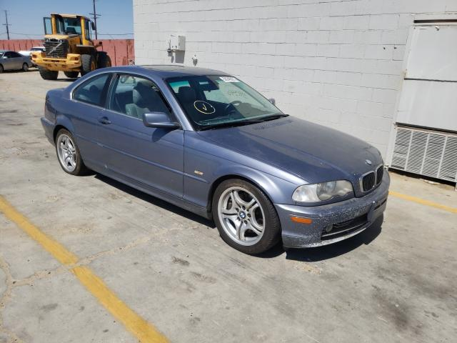 BMW Vehiculos salvage en venta: 2002 BMW 330 CI