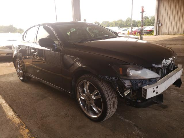Salvage cars for sale from Copart Fort Wayne, IN: 2006 Lexus IS 250