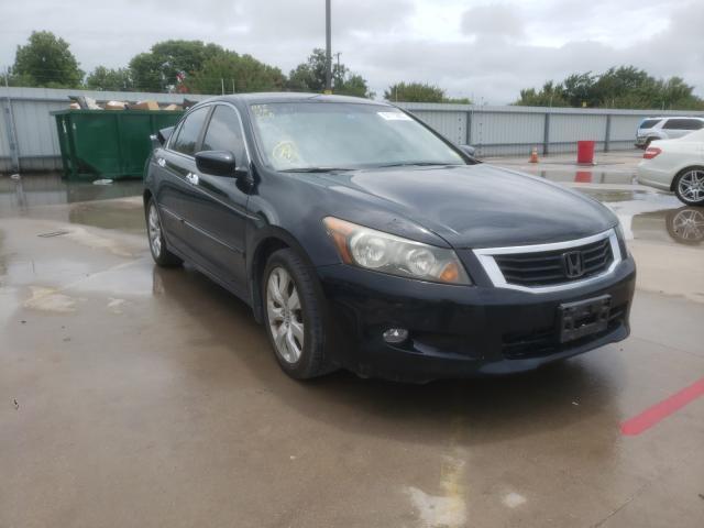 Vehiculos salvage en venta de Copart Wilmer, TX: 2009 Honda Accord