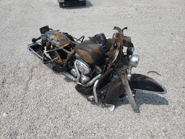 Salvage cars for sale from Copart Greenwood, NE: 2009 Harley-Davidson Flhtc