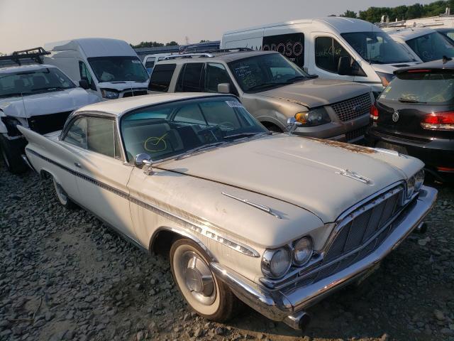 Desoto salvage cars for sale: 1960 Desoto ADV