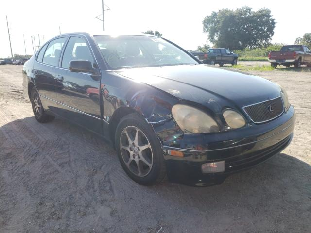 Salvage cars for sale from Copart Riverview, FL: 2000 Lexus GS 300