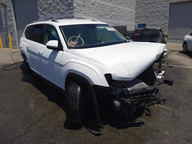 Vehiculos salvage en venta de Copart Rancho Cucamonga, CA: 2019 Volkswagen Atlas SE