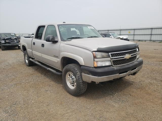 Salvage cars for sale from Copart Helena, MT: 2005 Chevrolet Silverado