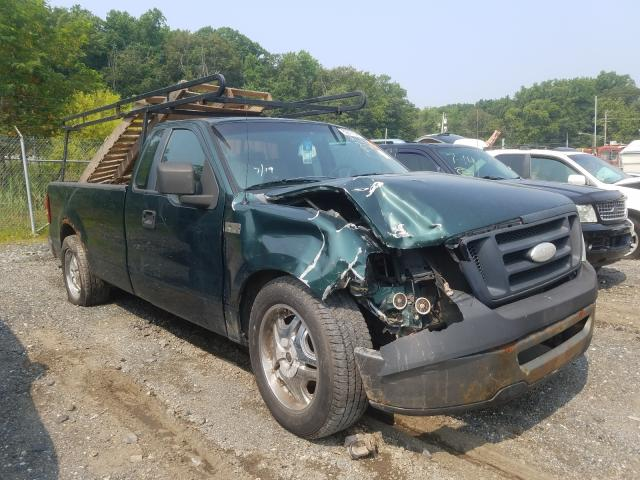 Salvage cars for sale from Copart Finksburg, MD: 2007 Ford F150