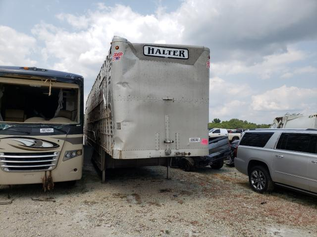 Wilson salvage cars for sale: 2014 Wilson Cattletrlr