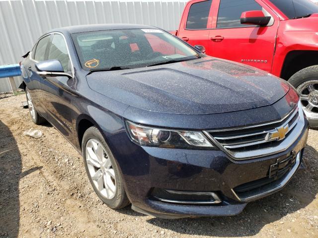 Salvage cars for sale at Albuquerque, NM auction: 2018 Chevrolet Impala LT