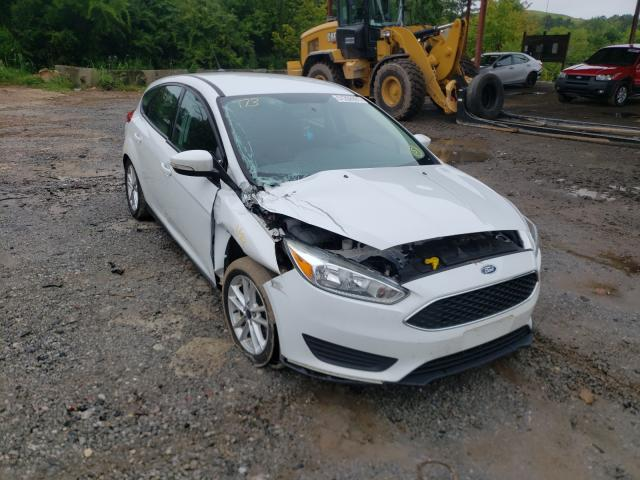 Salvage cars for sale from Copart Fairburn, GA: 2016 Ford Focus SE