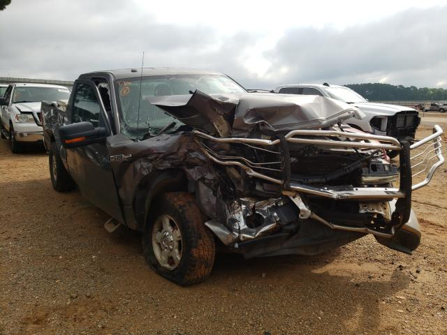 Salvage cars for sale from Copart Longview, TX: 2012 Ford F150 Super