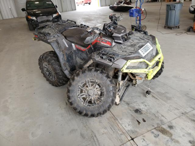Salvage cars for sale from Copart Avon, MN: 2018 Polaris Sportsman