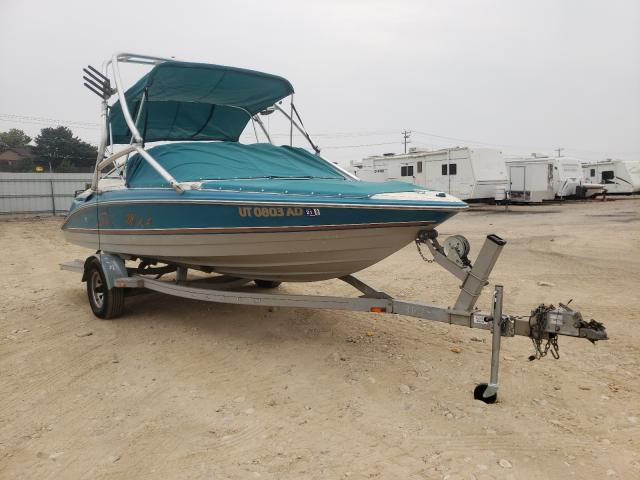 Salvage cars for sale from Copart Nampa, ID: 1997 Bayliner Marine COR