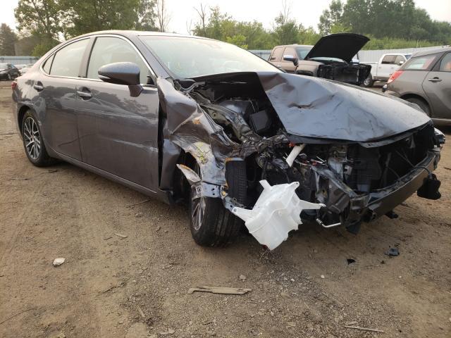 Lexus ES 350 salvage cars for sale: 2017 Lexus ES 350
