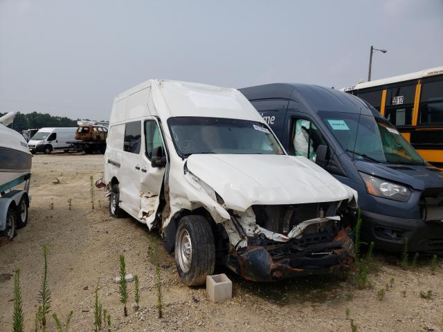Salvage cars for sale from Copart Glassboro, NJ: 2018 Nissan NV 2500 S