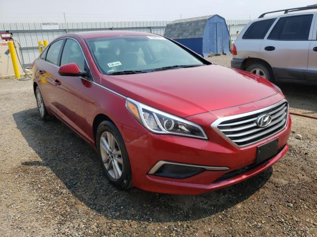 Salvage cars for sale from Copart Helena, MT: 2016 Hyundai Sonata SE