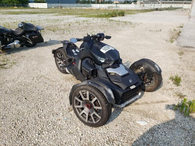 Vehiculos salvage en venta de Copart Dyer, IN: 2020 Can-Am Ryker Rall