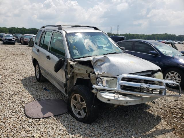 Chevrolet Tracker salvage cars for sale: 2004 Chevrolet Tracker