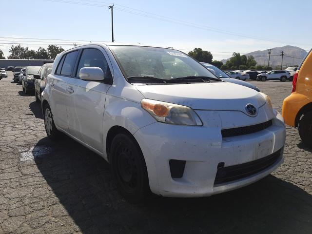 Salvage cars for sale from Copart Colton, CA: 2012 Scion XD